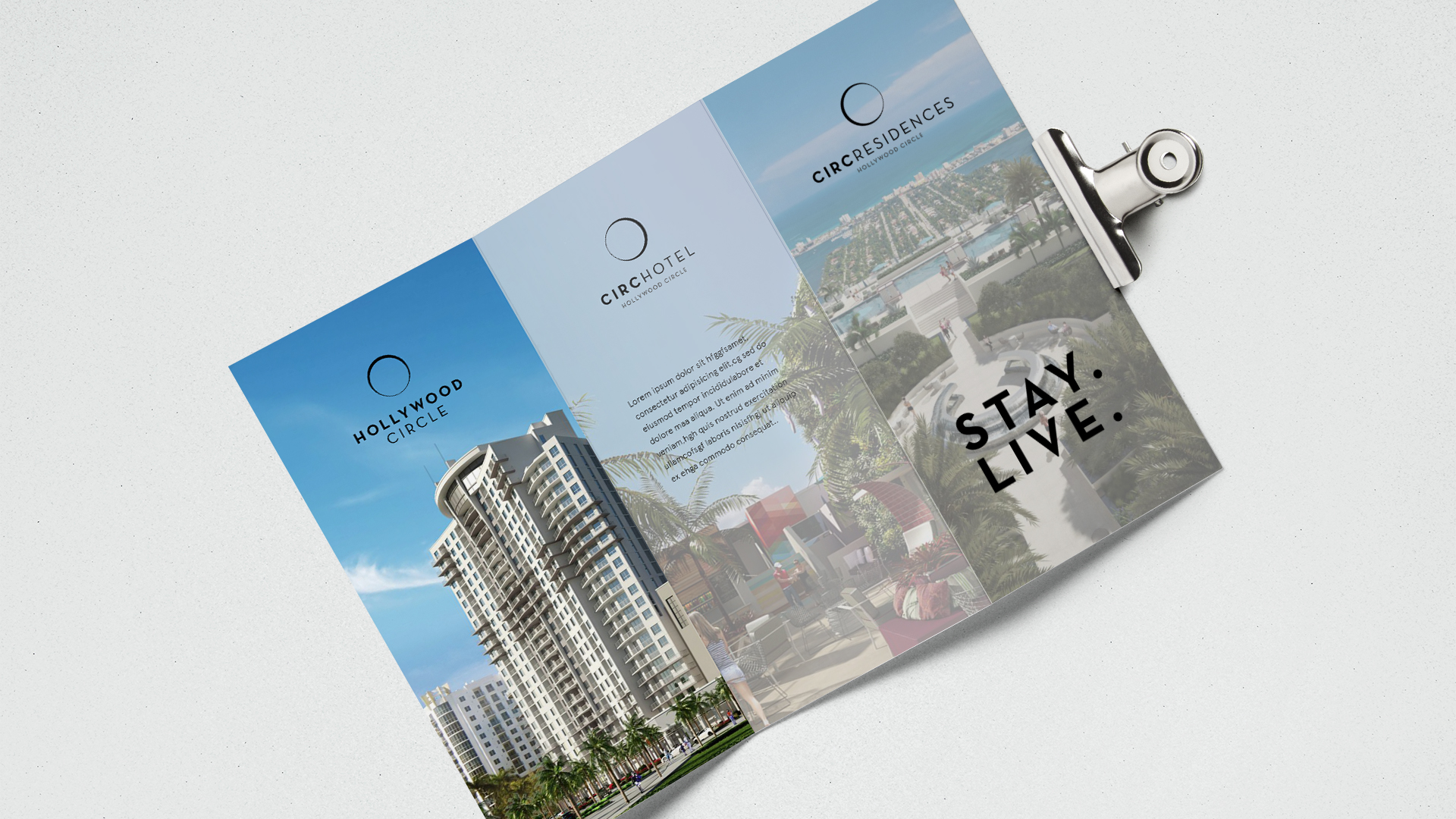 Hollywood Living Brochure