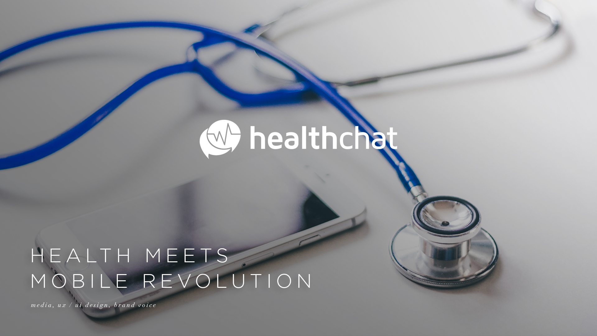 HealthChat Header