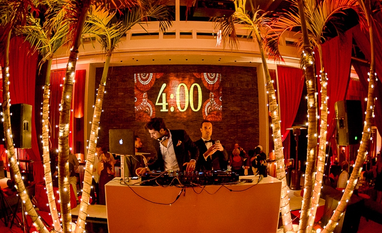 The Setai, Setai Miami Beach, Miami Beach Hotels, New Years Eve, Event Production