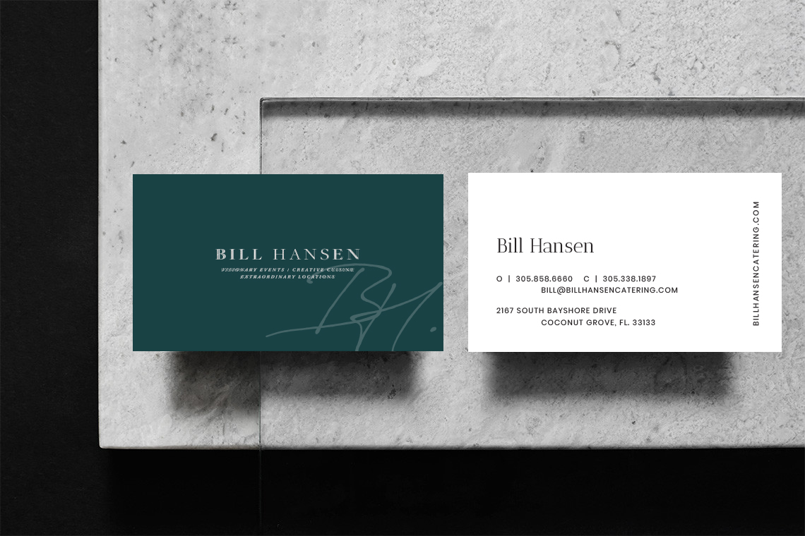 Business Card 1 Mock