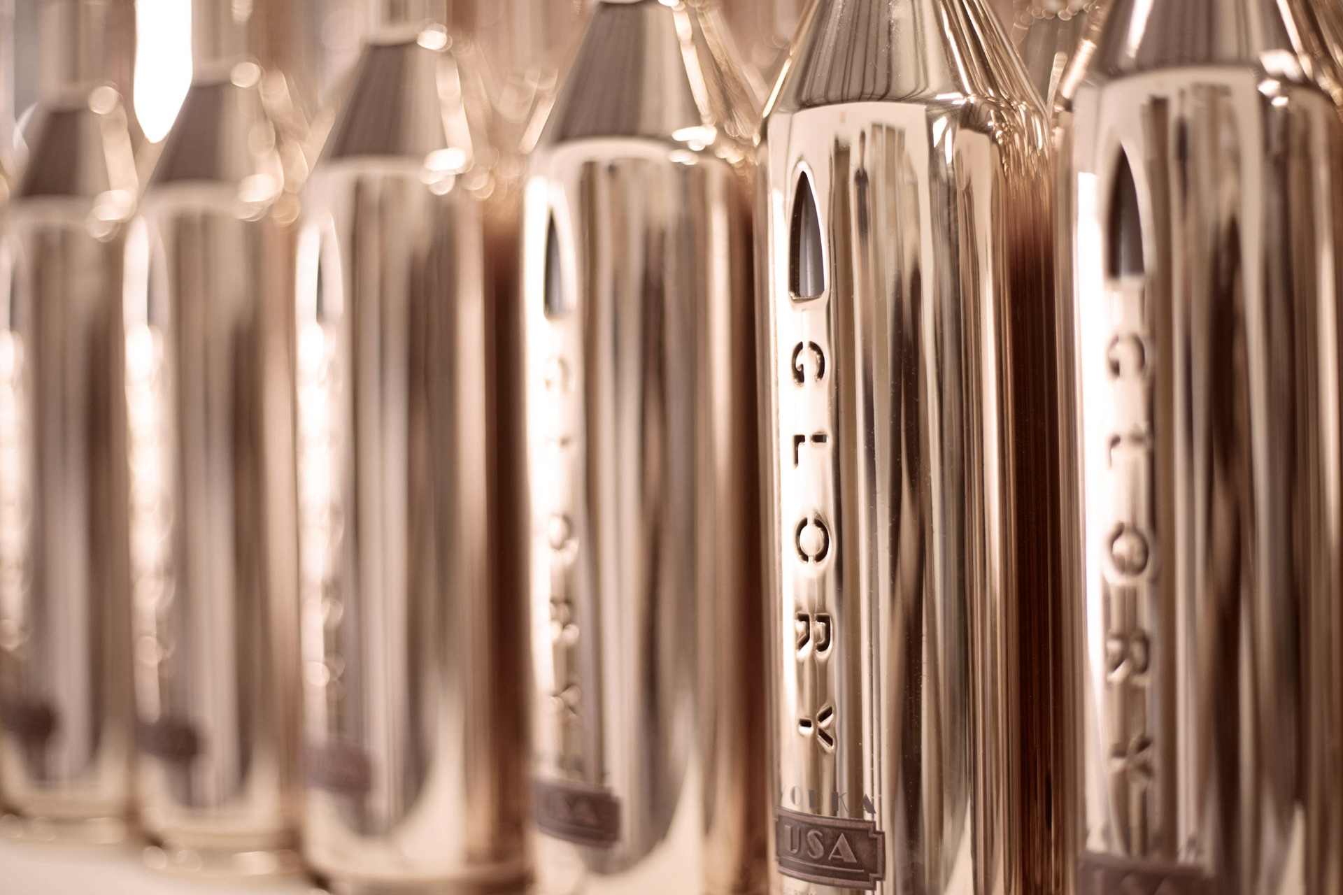 Glory Vodka, Branding, Logo Design, Packaging