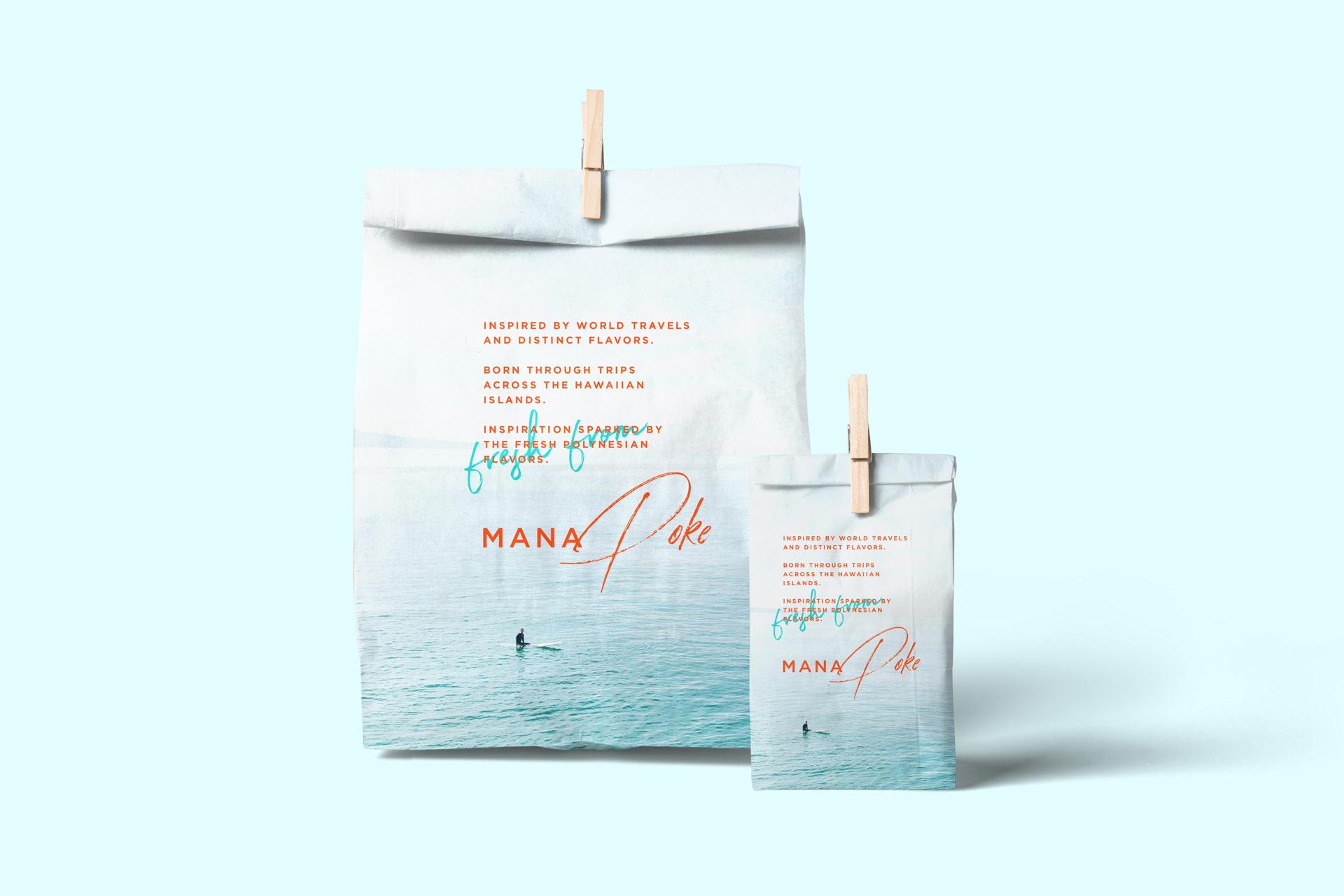 mana poke packaging design