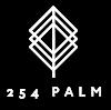 254 Palm logo