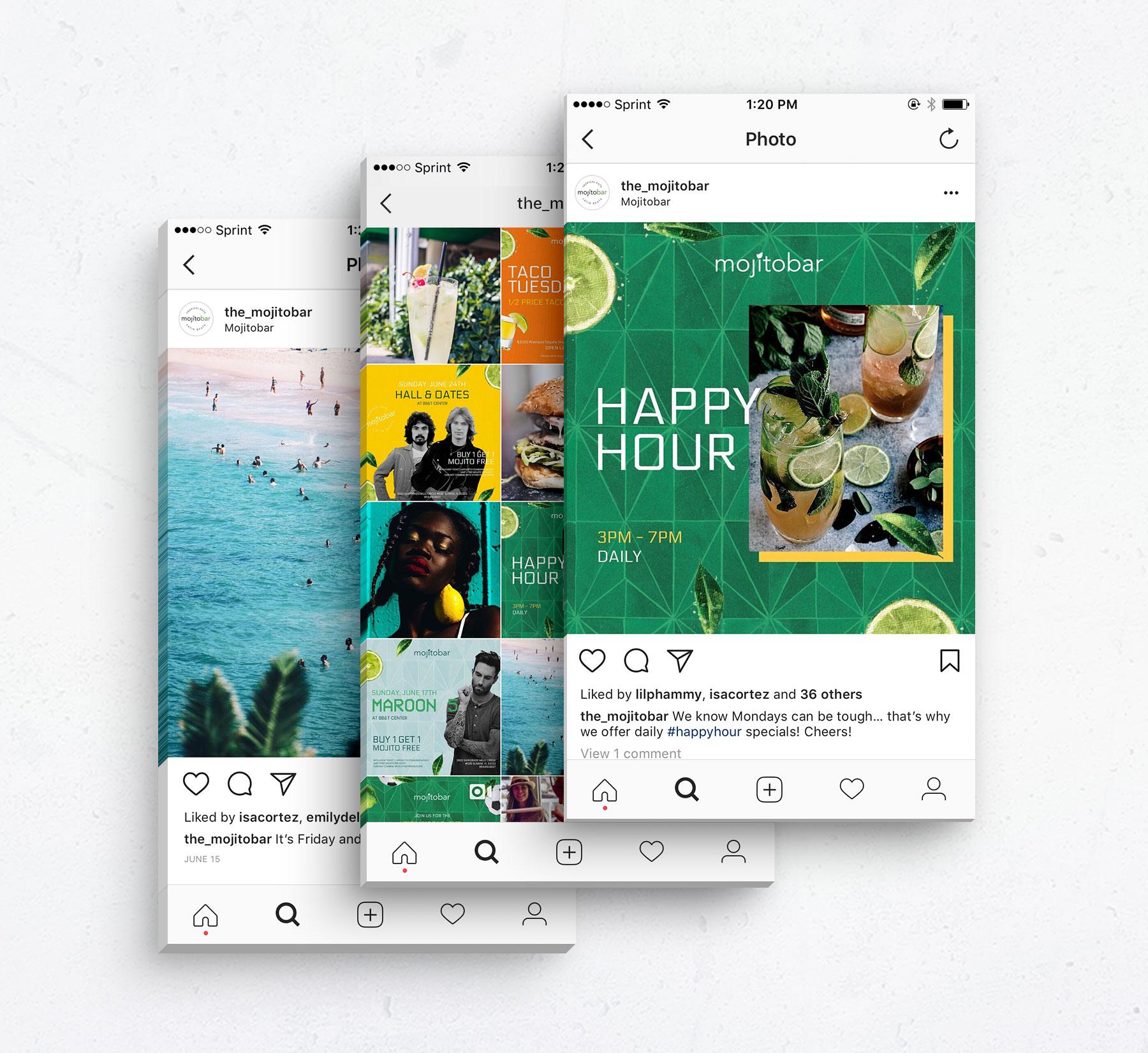 mojitobar-social-media