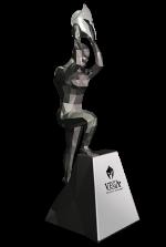 Canopus Award Statuette
