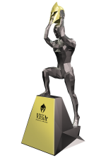 Centauri Award Statuette