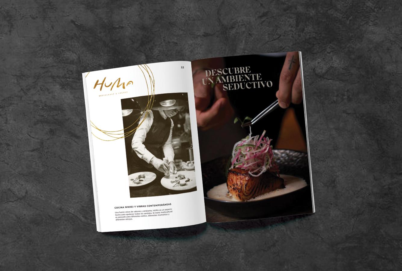 HUMA- Magazine Ad
