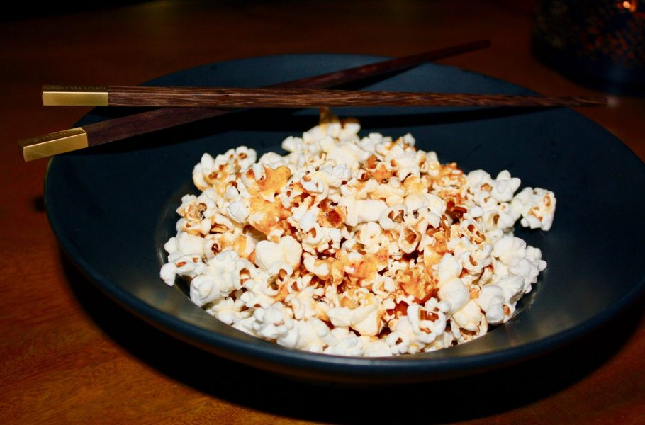 Casa Sensei Popcorn